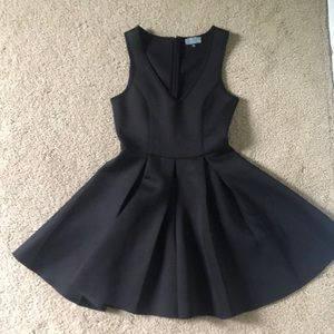 Black Lucca Couture Dress